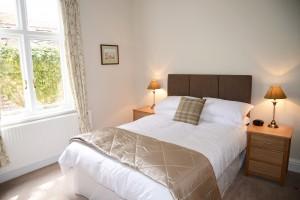 Rear Bedroom, The Steeple