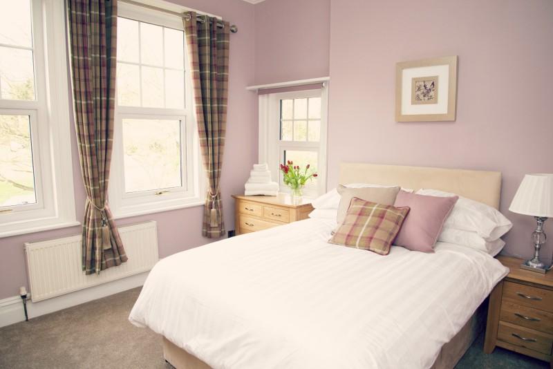 Front Bedroom, The Belfry